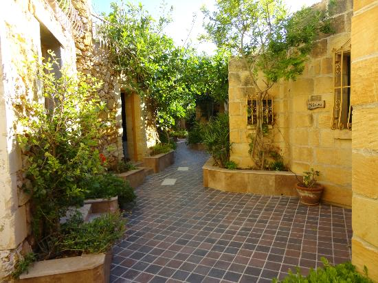 Bellavista Farmhouses Gozo: Just choose your door!