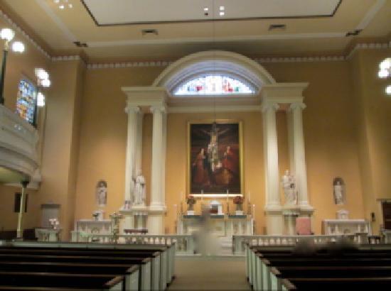 Old St Joseph S Church Philadelphia Pa Address Phone