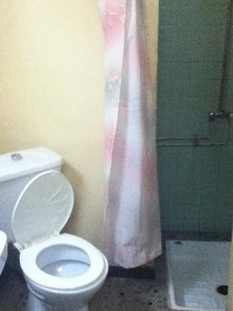 Hotel du Sahel: toilet
