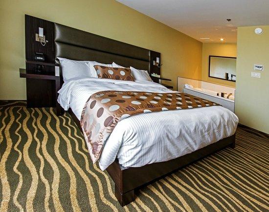 Best Western Plus Hotel Levesque: suite room