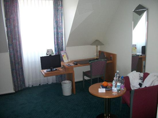 Blankenburg Hotel: camera