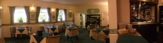 Middle Ruddings Country Inn: Breakfast room- residents breakfast area, 8:30- 9:15am