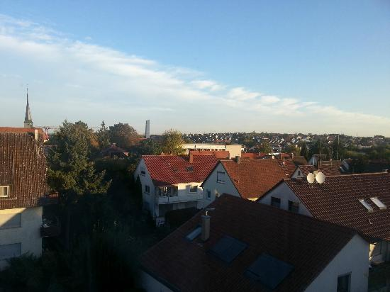 Blankenburg Hotel: vista dalla camera