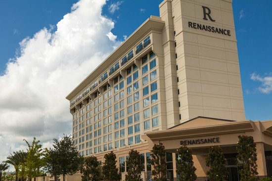 Renaissance Baton Rouge Hotel Offers Style In The Heart Of City