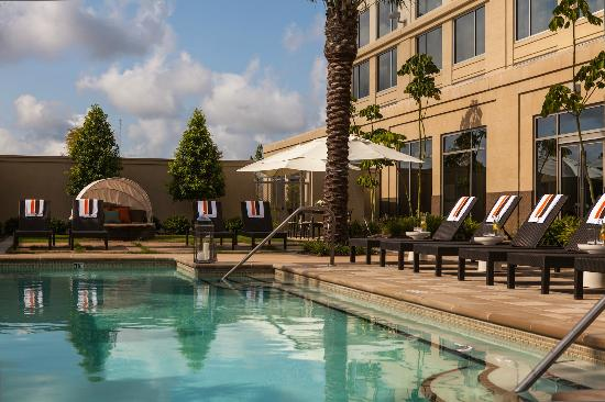 Renaissance Baton Rouge Hotel Heated Outdoor Pool