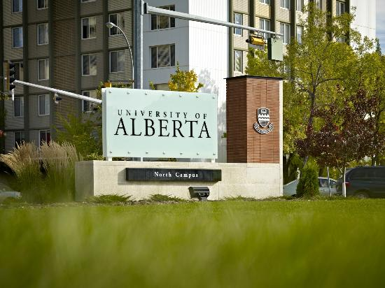 Campus Tower Suite Hotel: Hotel on University of Alberta Campus