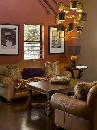 Breck Inn: Lobby area