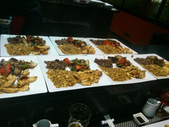 Sirenis Seaview Country Club: Teppanyaki 3