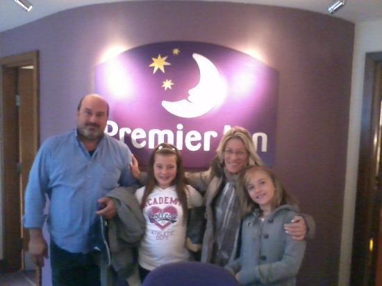 Premier Inn Watford Central Hotel: Bella vacanza !