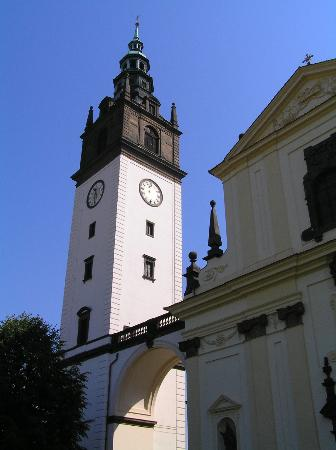 Litomerice St Stephen's Cathedral 2