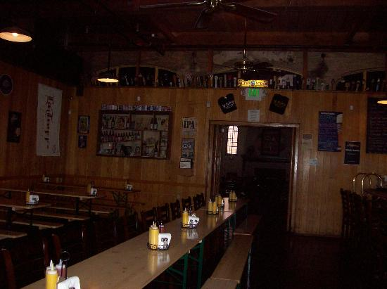 the old banquet room at taps picture of taps petaluma tripadvisor