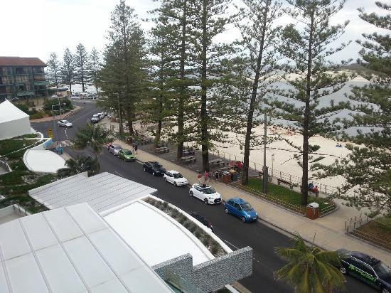Rumba Beach Resort: View from Balcony