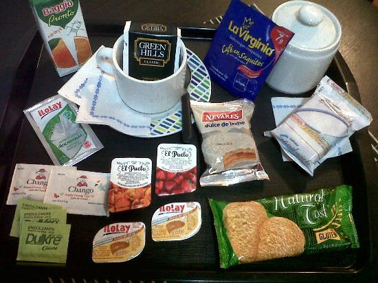 Lugabe I Apartments: desayuno seco incluido hasta la tarifa quincenal