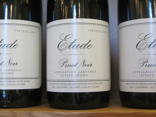 Etude Winery: Wtude Winery