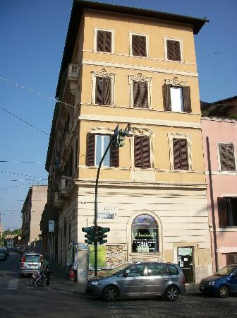 Aklesia Suite B&B - Colosseo: Edificio del B&B