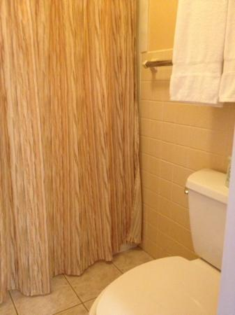 Yankee Inn: Bathroom