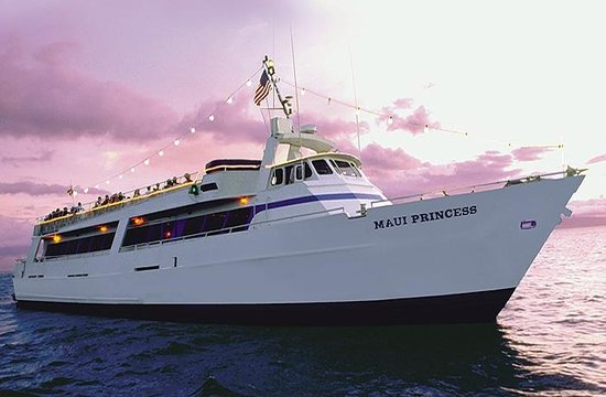 Lahaina Cruise Company: Maui Princess