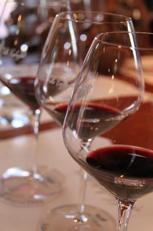 Tuscan Wine Tours by Grape Tours: glasses