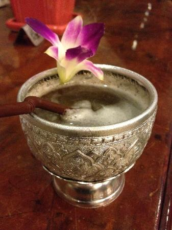 MotherHome Guesthouse: Welcome drink