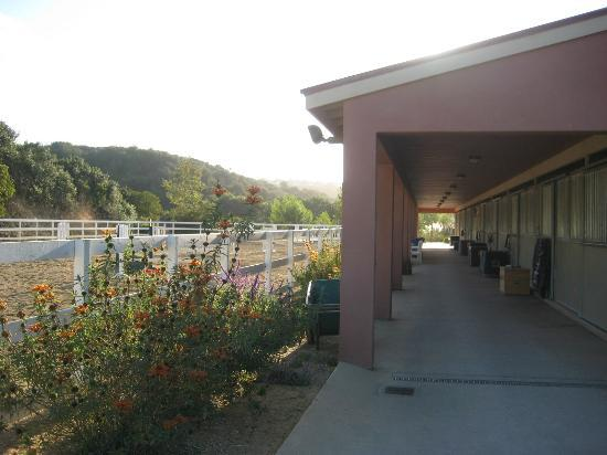 Fairmont Grand Del Mar: Equestrian center