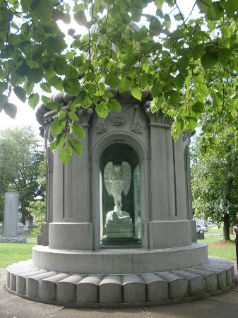 Forest Lawn: Blocher Memorial