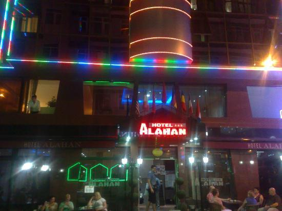 Aksaray, Turkey: la façade de l'hotel