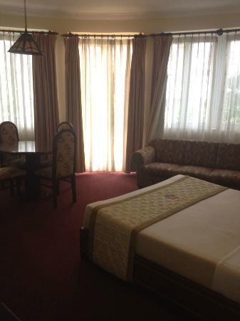 후옹센 호텔 사진