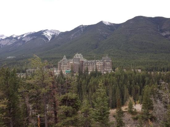 Fairmont Banff Springs: wow