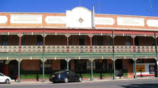 Ouyen, Австралия: Victoria Hotel