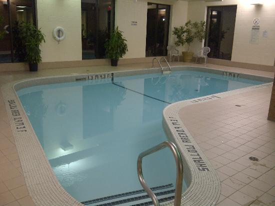 Four Points by Sheraton St. Catharines Niagara Suites: mini pool