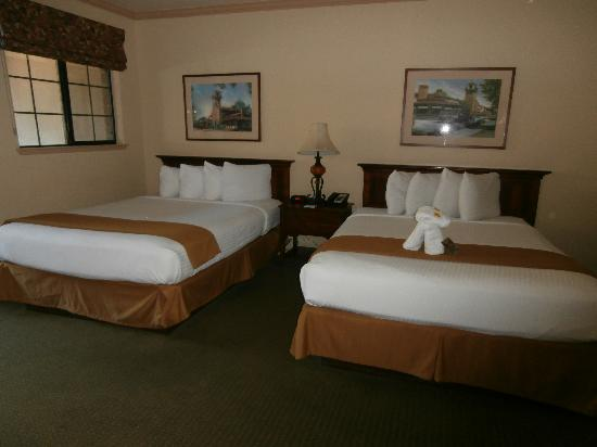 Paso Robles Inn: お部屋