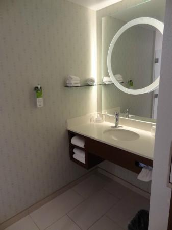 SpringHill Suites Quakertown: Bathroom