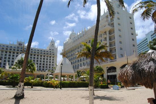 Hotel Riu Palace Aruba: Resort
