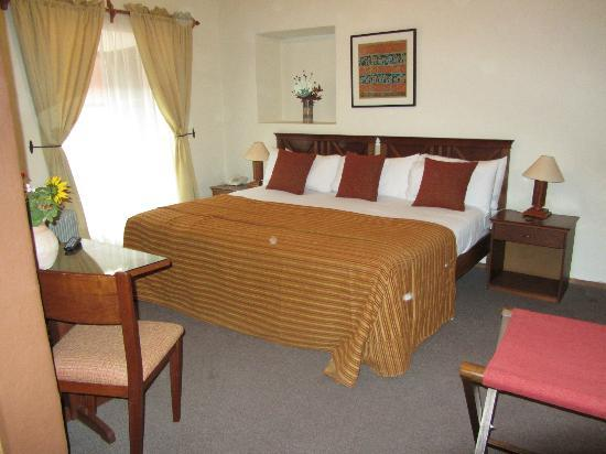 San Agustin Monasterio de la Recoleta Hotel: chambre