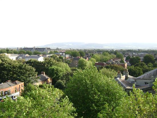 Hilton Dublin Kilmainham: Balcony View