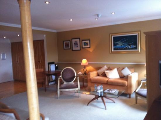 Hotel Meyrick: room 533