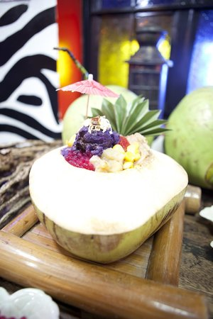 San Fernando La Union, Filippine: Buko Halo Halo