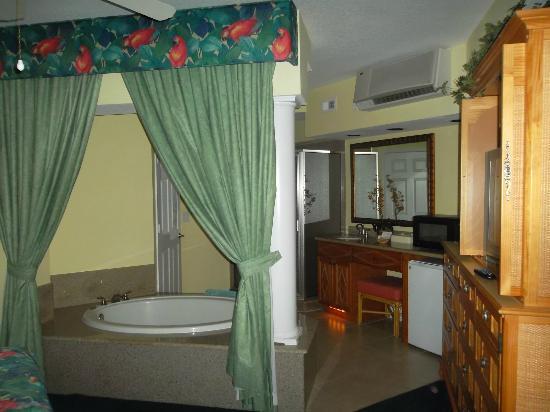 Cypress Pointe Resort: 3rd bedroom/Lockout unit