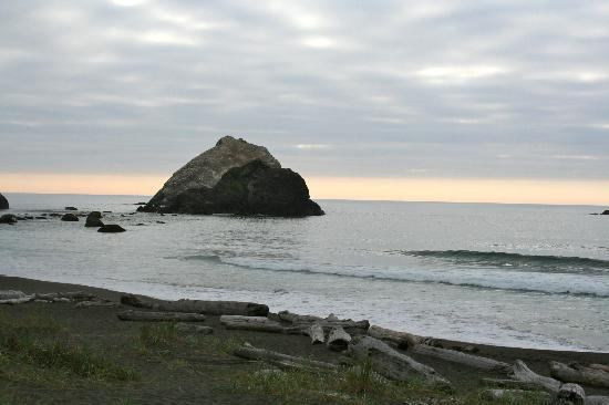 Brookings, OR: View