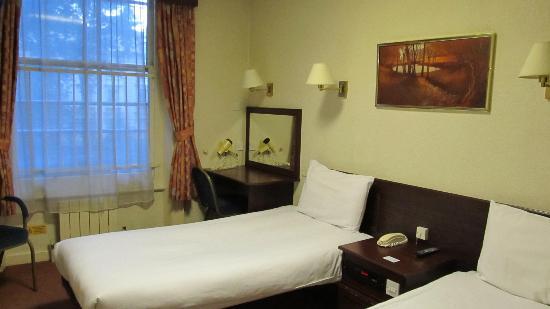 Bayswater Inn: esta es la habitacion que nos toco