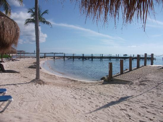 Ocean Maya Royale: Gorgeous beach