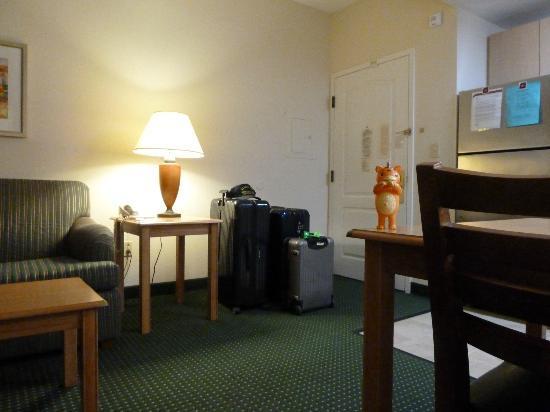 瓦倫西亞聖塔克拉利塔萬豪居家飯店照片