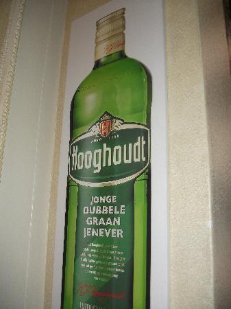 Cafe Hooghoudt : Hooghoudt's teken