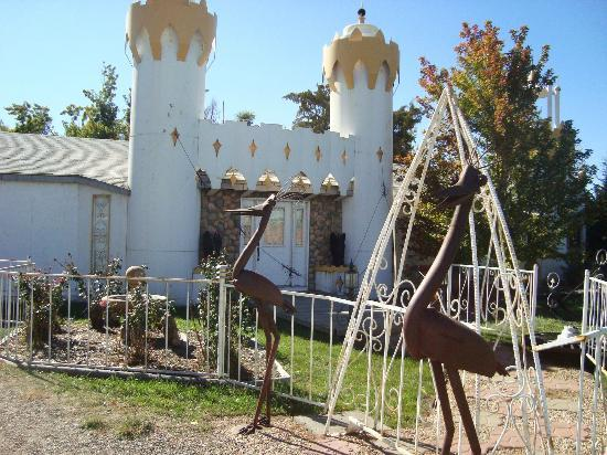 Swetsville Zoo: Castle