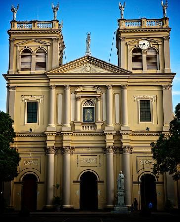 St.Mary's Church,Grand Street by Green garens Negombo.