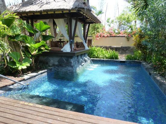 pool in gardenia villa 710 picture of the st regis. Black Bedroom Furniture Sets. Home Design Ideas
