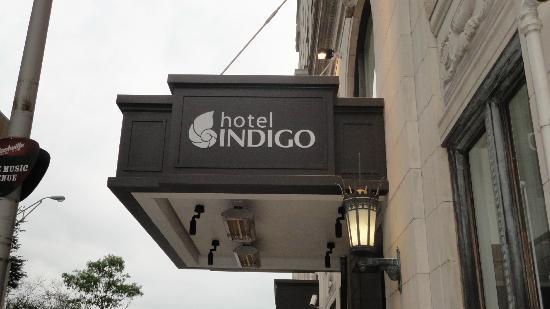 Hotel Indigo Nashville: Hotel Indigo