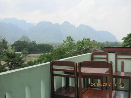 Mesah View Guesthouse: view