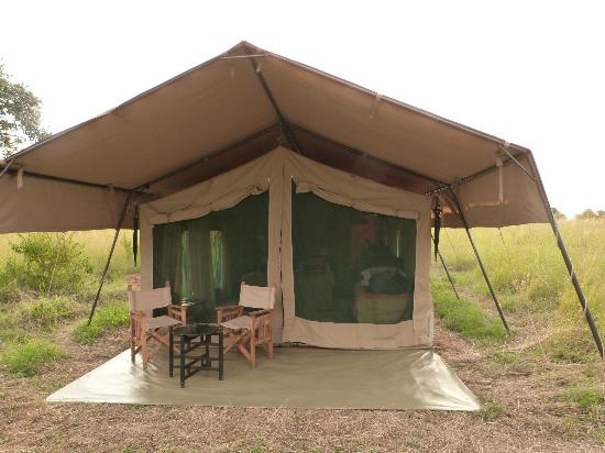 Ubuntu Camp, Asilia Africa: our home for 3 nights