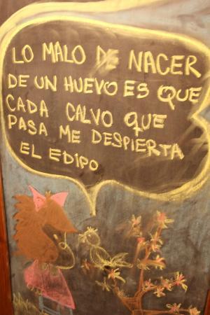 Foto De Borges Y Alvarez Libro Bar El Calafate Frases